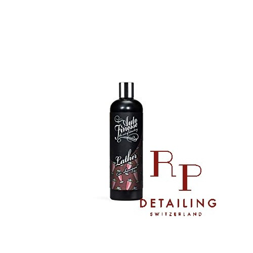 Lather Strawberry Fragrance Shampooing 500ml
