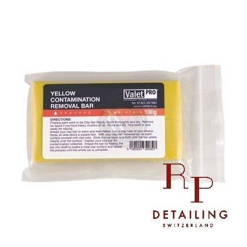 Yellow Medium Clay Bar