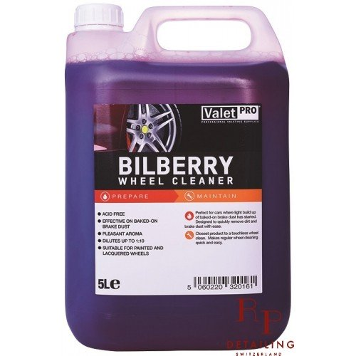 Bilberry Wheel cleaner 5L