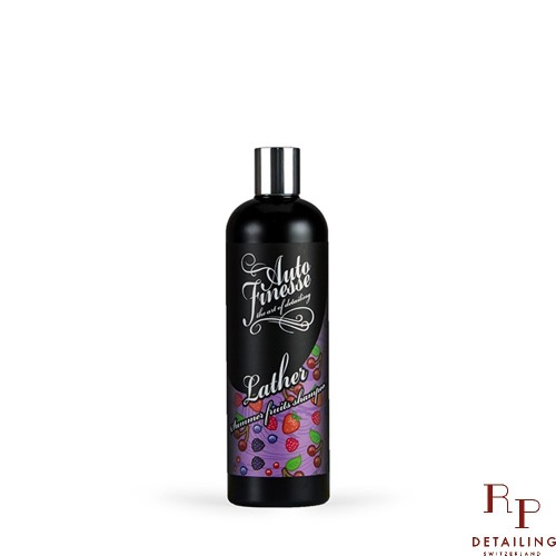 Lather Summer Fruits Shampooing 500ml