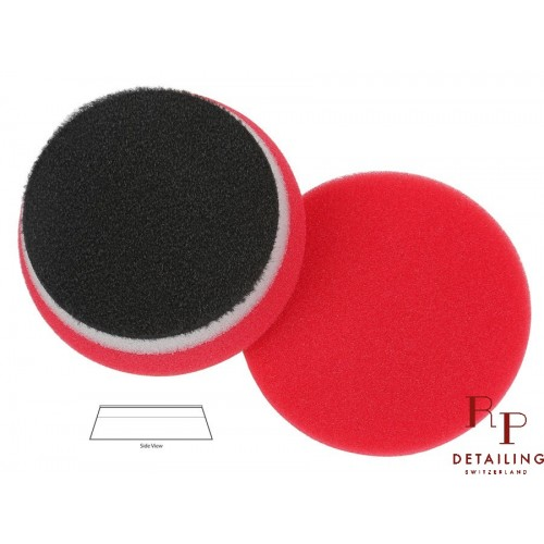 PAD HD Orbital Rouge Super Finition 75mm