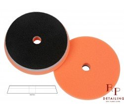 PAD HD Orbital Orange Medium (avec centre percé) 150mm