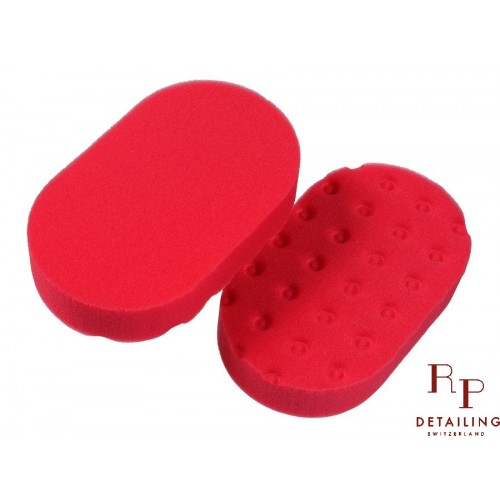 PAD MAIN CCS Rouge Super Finition 15cm x 10cm x 3cm