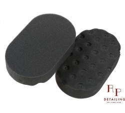 PAD HAND CCS Black Finish 15cm x 10cm x 3cm