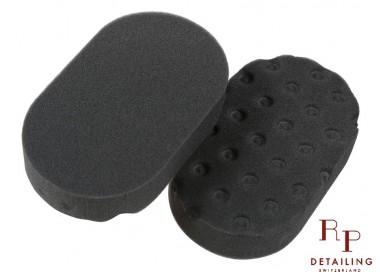 PAD HAND CCS Black Finish 15cm x 10cm x 3cm