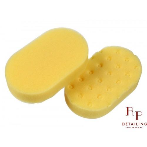 PAD HAND CCS Yellow Rough 15cm x 10cm x 3cm