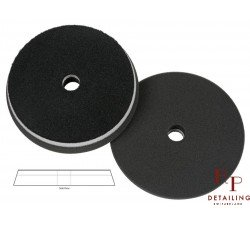 PAD HD Orbital Black Finish (with center pierced) 125mm