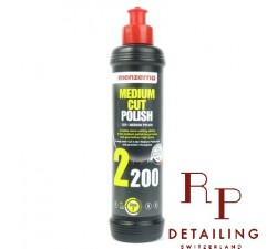 MENZERNA Medium Cut Polish 2500 / 250ML