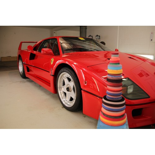 "KIT ""F40"" POLISH COMPLETE"