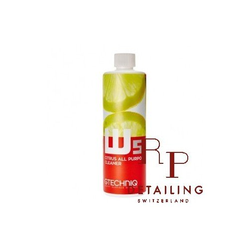 W5 Citrus All Purpose Cleaner 500ml