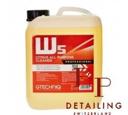 W5 Citrus All Purpose Cleaner 5L
