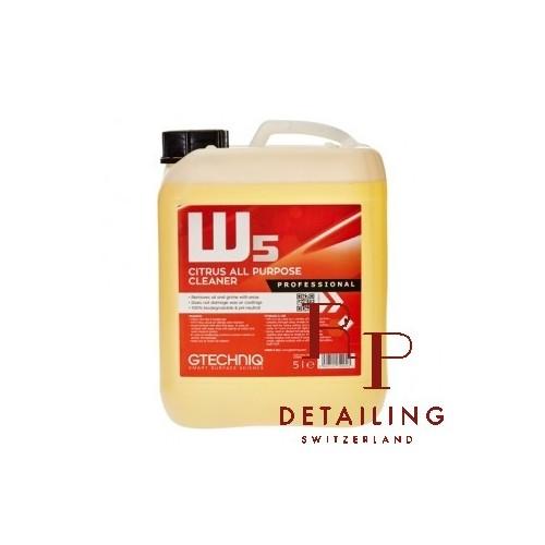 W5 Citrus All Purpose Cleaner 5L
