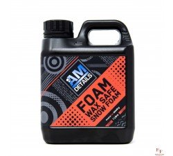 AM FOAM - WAX SAFE SNOW FOAM - 1 LITRE