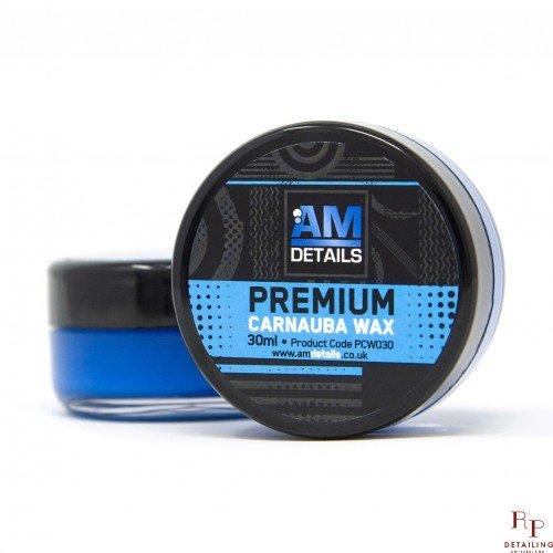 AM WAX - PREMIUM CARNAUBA WAX - 30ML