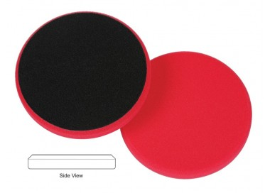 PAD MICRO FINITION ROUGE 2.5''