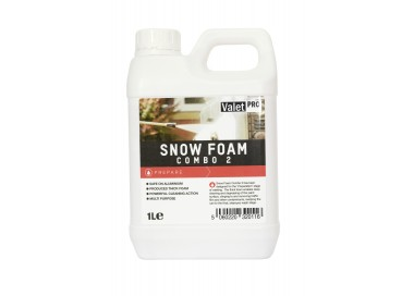 Snow Foam Combo2 1L