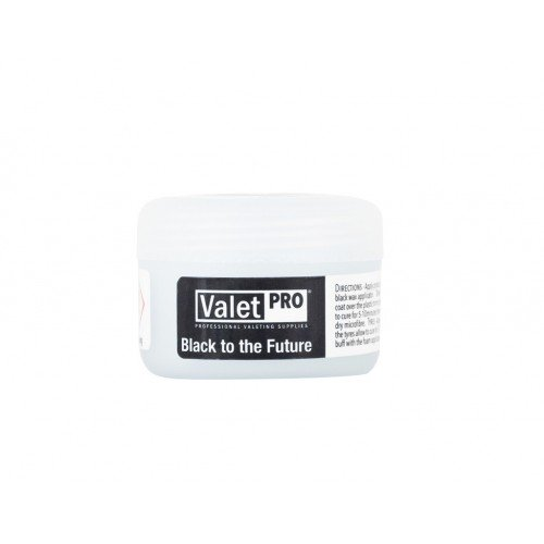 Black to the futur 50ml