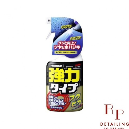 Fukupika Spray Strong Type Quick Detailer 400ml