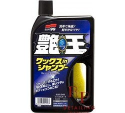 King of The Gloss Shampooing Black & Dark 750ml