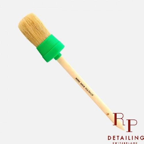 DODO JUICE HOG BRUSH Pinceau 40mm poils naturels