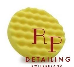 3M Perfect III Polishing (intermédiaire) PAD Yellow 80mm