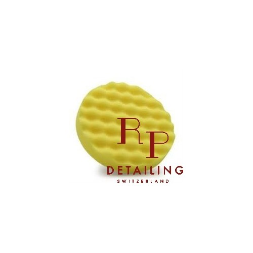 3M Perfect III Polishing (intermédiaire) PAD Yellow 80mm