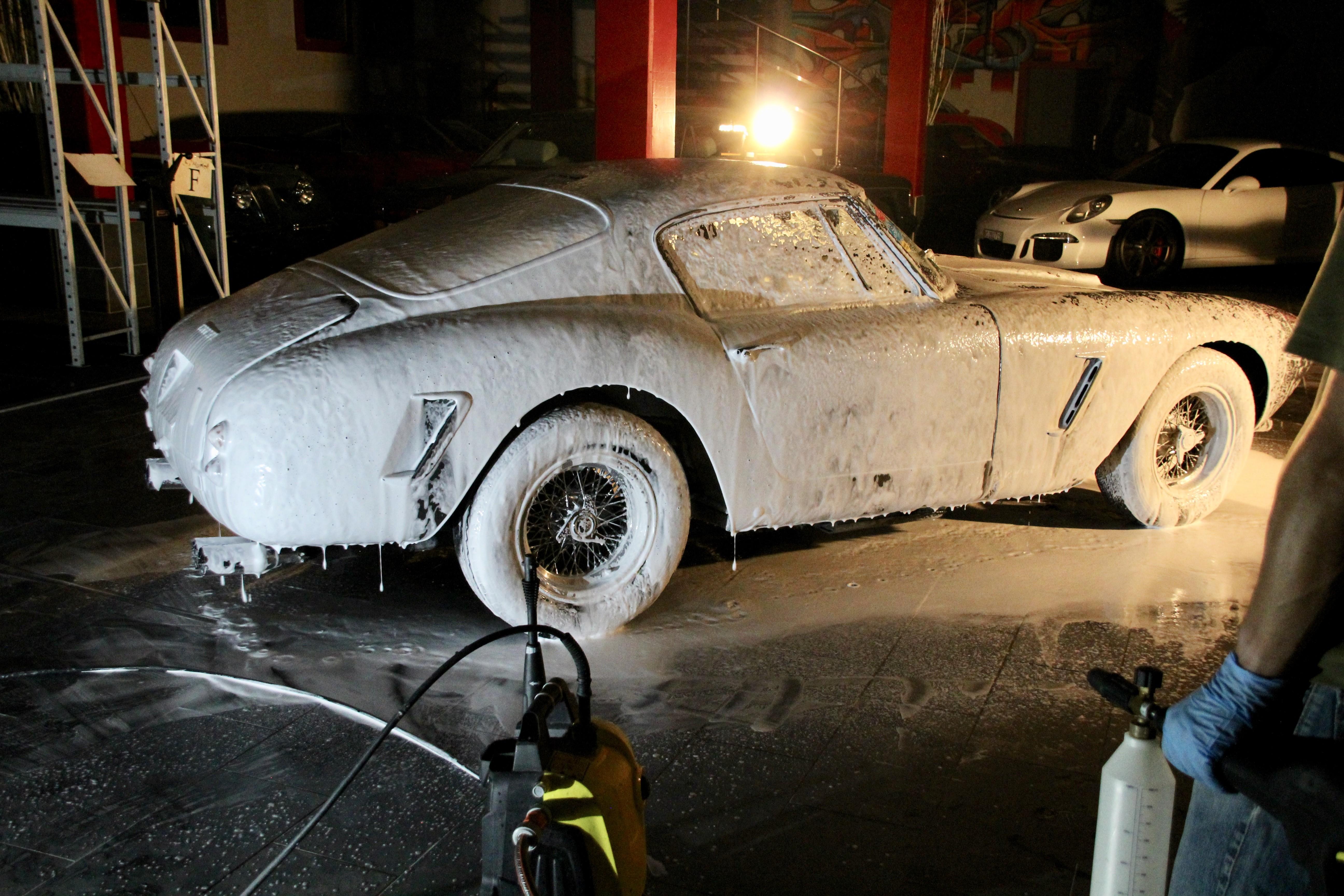 The ferrari 250 GT SWB by RP-DETAILING