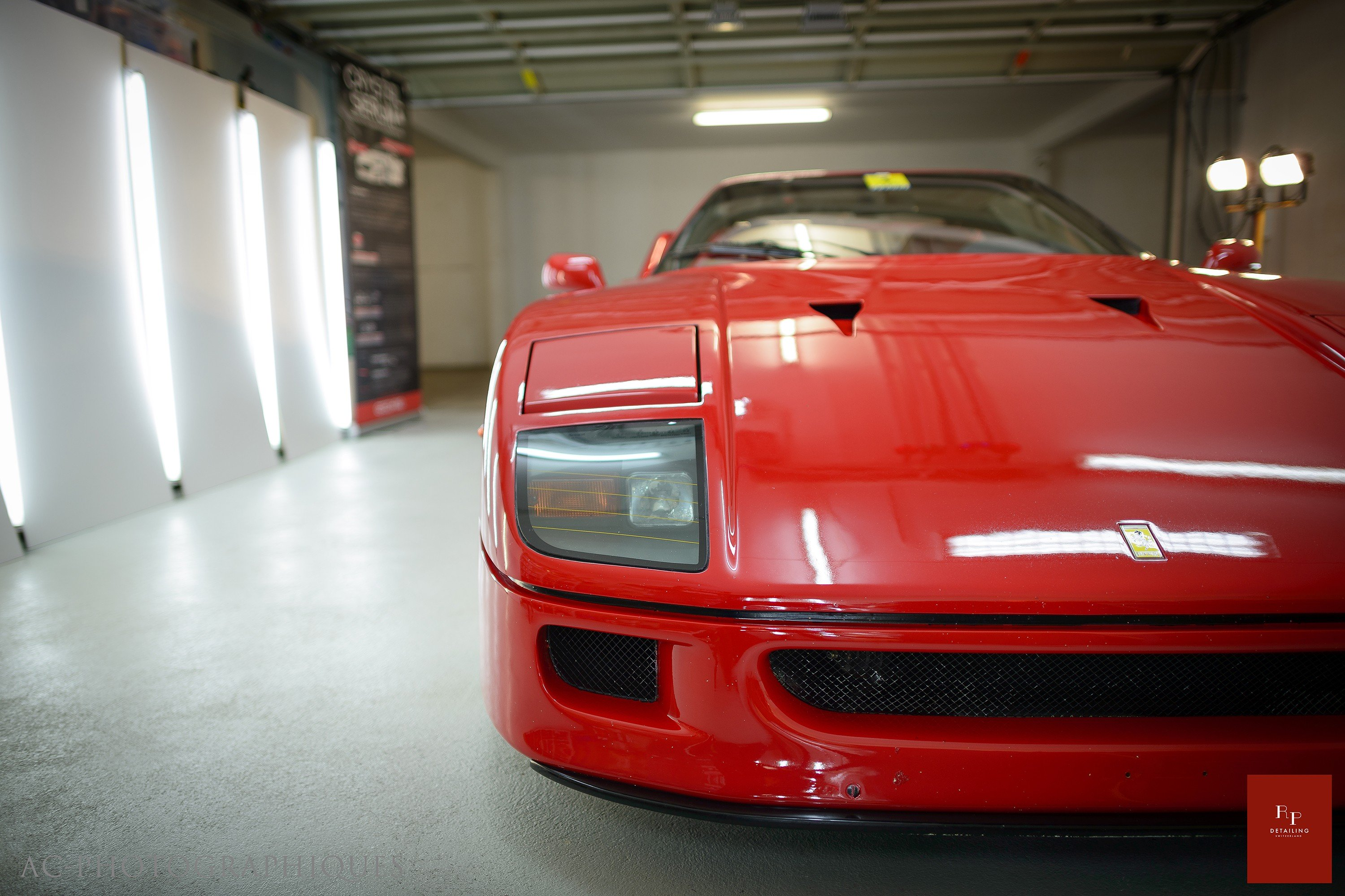 The F40 by RP-DETAILING