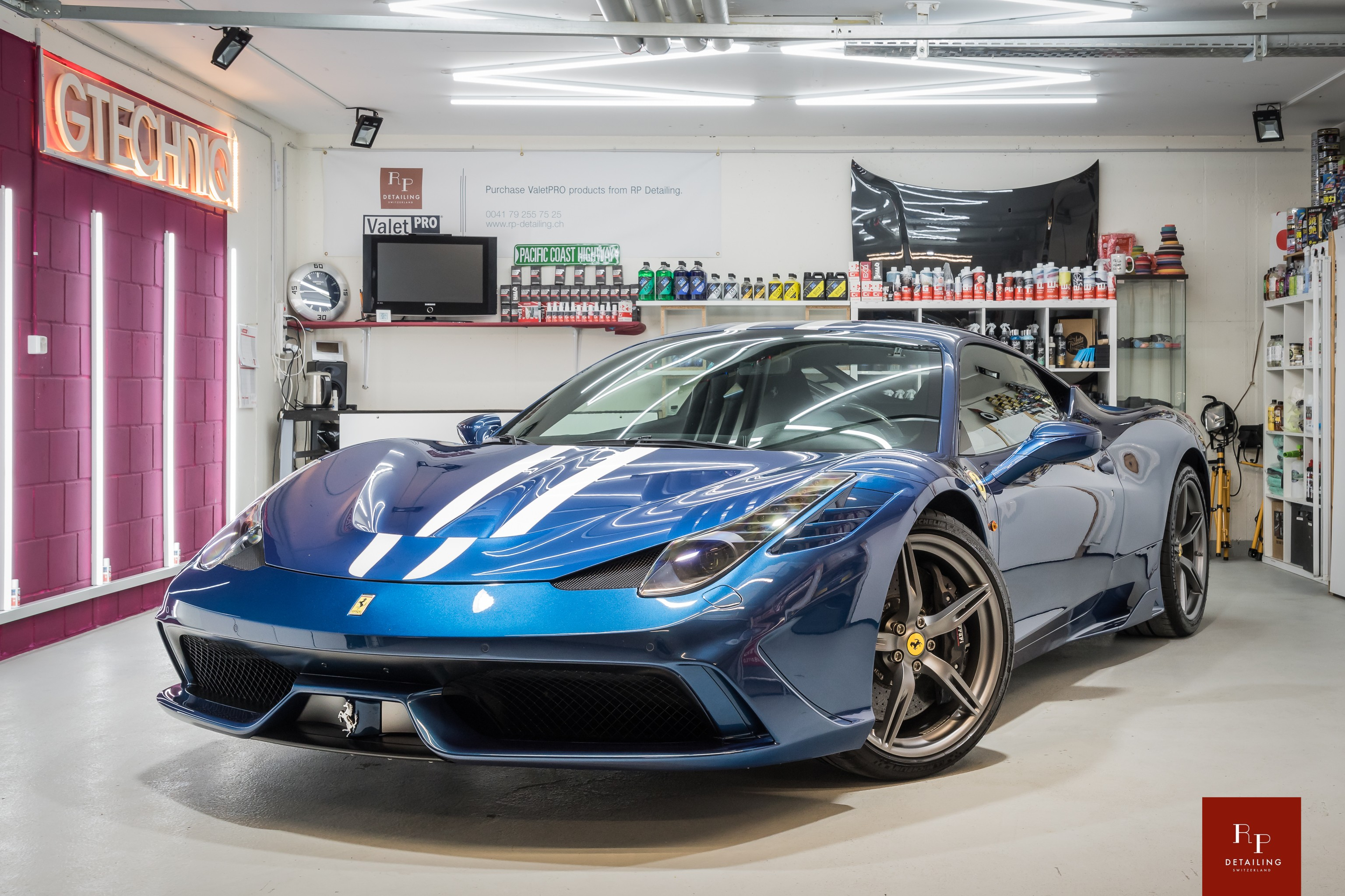 Ferrari 458 special by rp-detailing