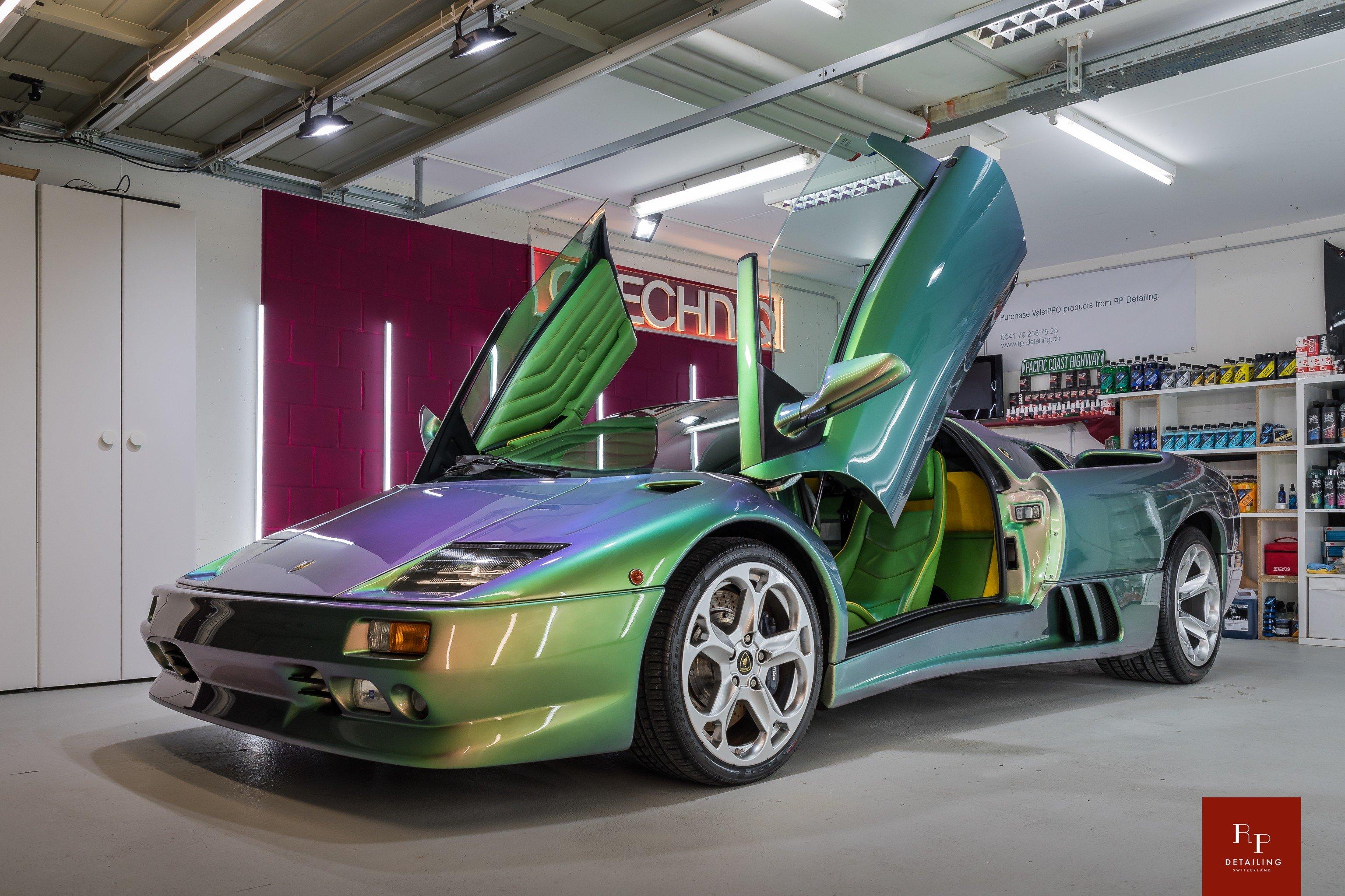 Lamborghini Diablo VT Roadster by rp-detailing