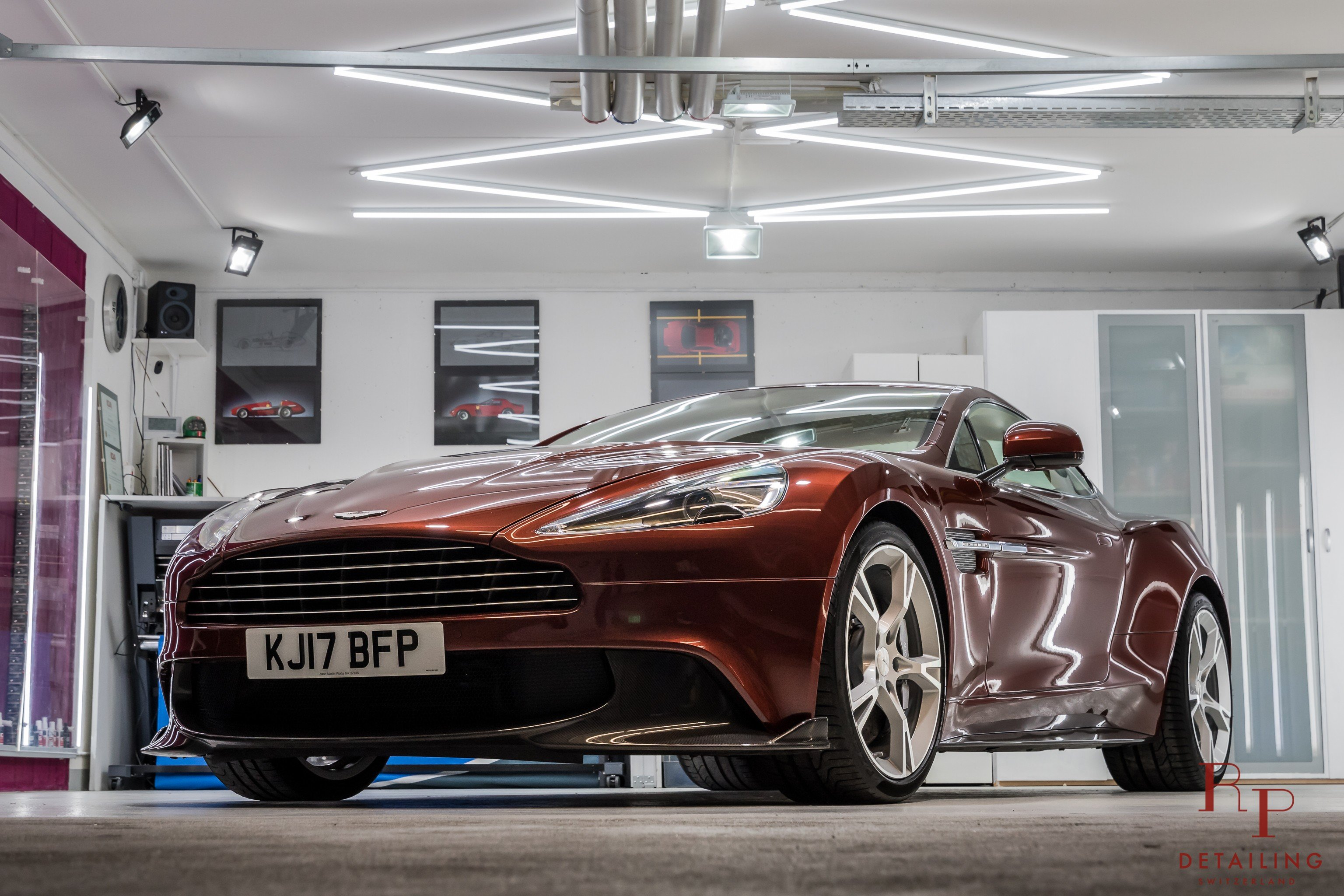 Aston Martin Vanquish S by RP-DETAILING