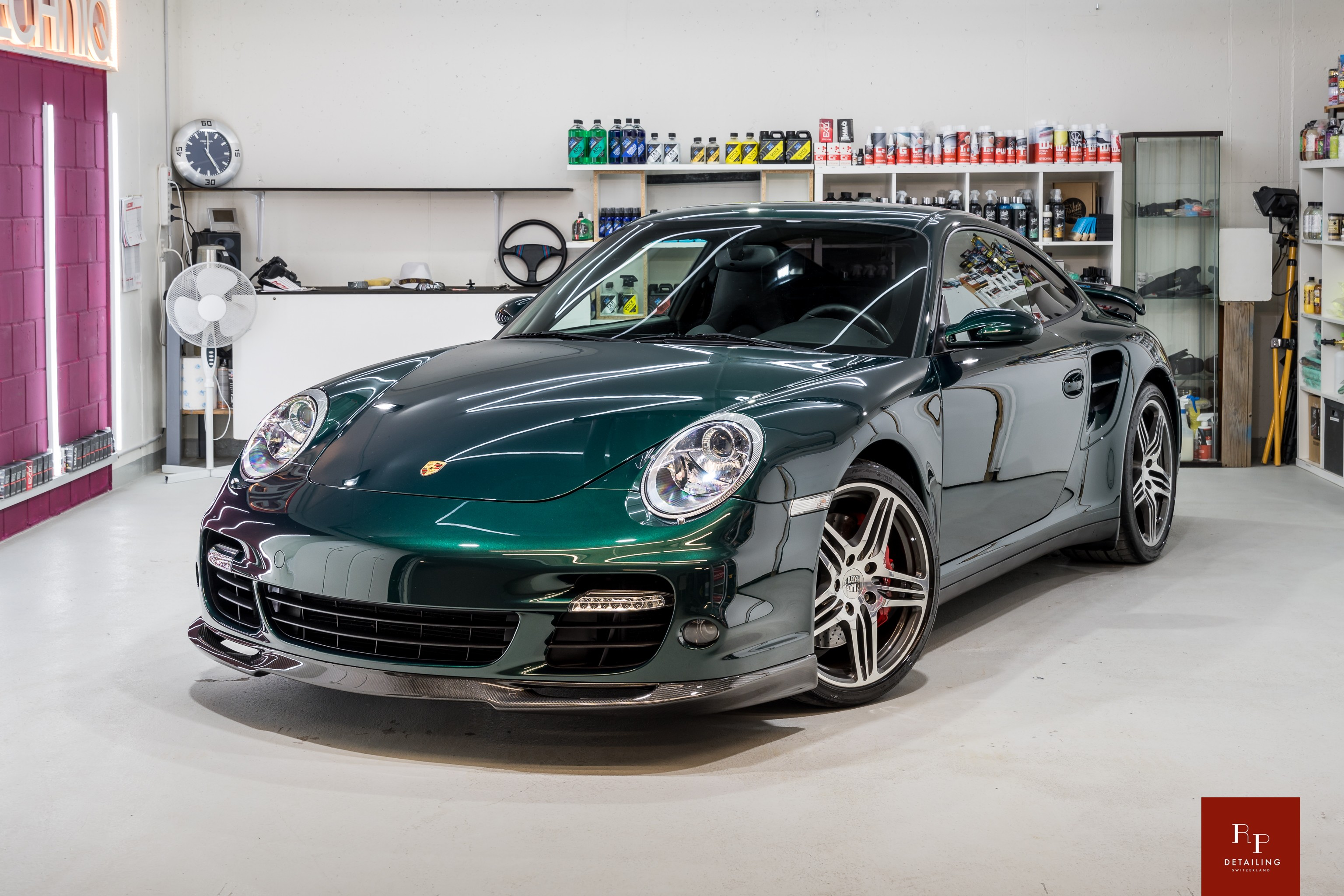 PROJECT ONE Porsche 997 Turbo by rp-detailing