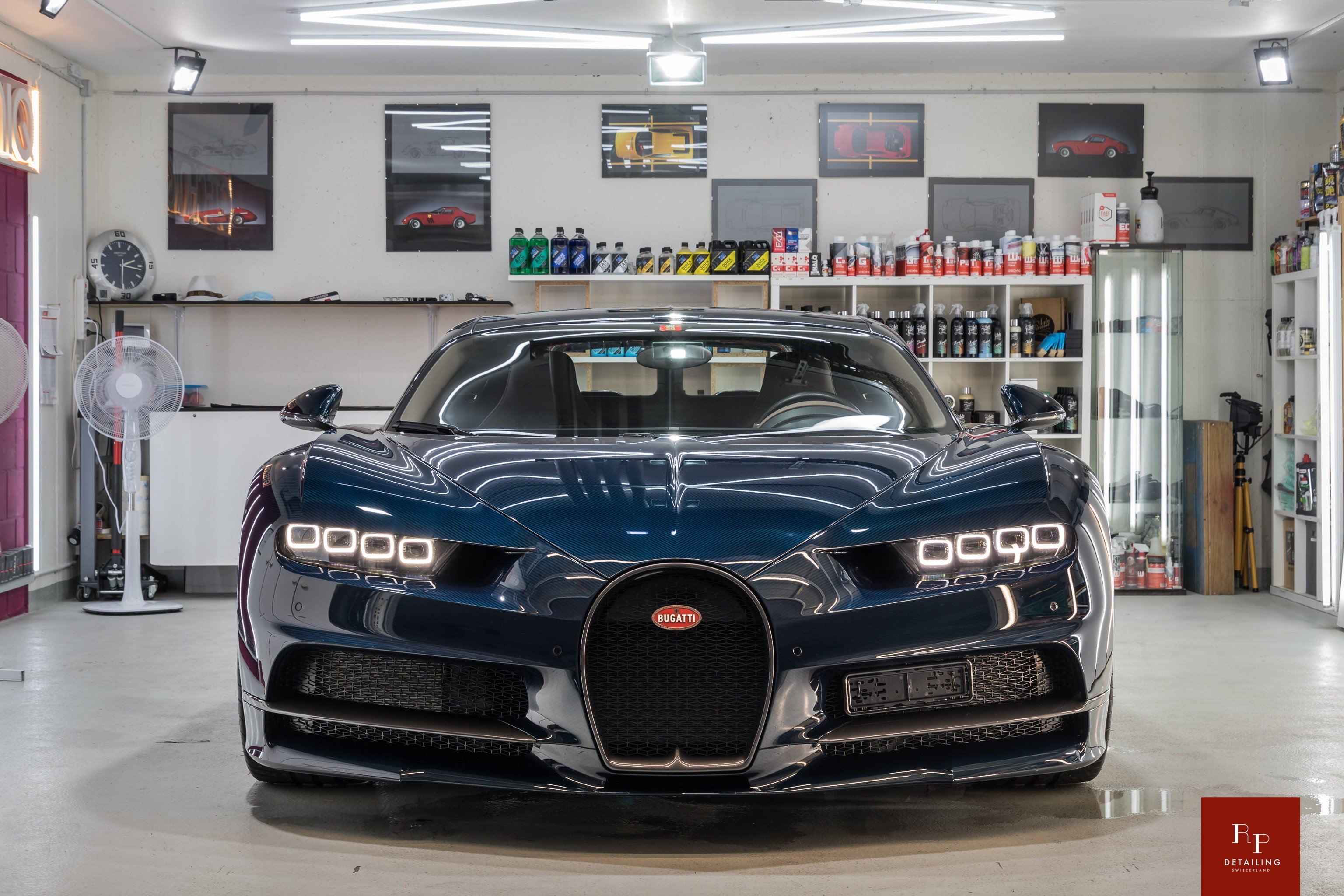 The Bugatti Chiron by RP-DETAILING